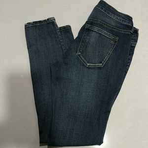 Jessica Simpson Kiss me super skinny blue jeans